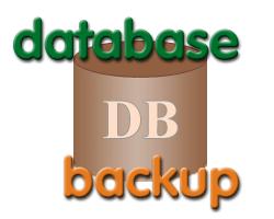 Логотип для backup базы данных