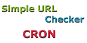 Simple URL Checker - CRON