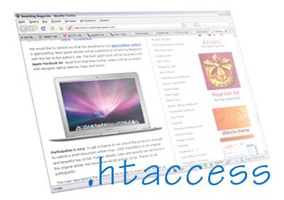 Логотип для htaccess