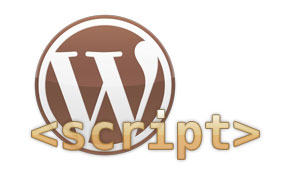 wordpress scripts