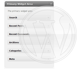 wordpress widget styling