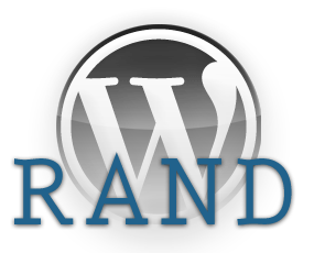 wordpress sql rand