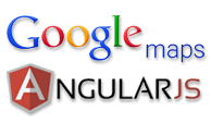 google maps angularjs